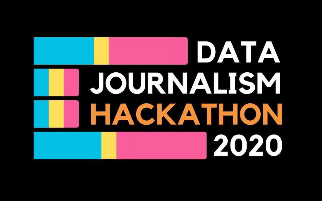 Peserta Data Journalism Hackathon 2020