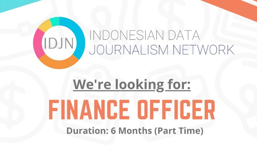 [CLOSED] We're looking for: Part-time Finance Officer