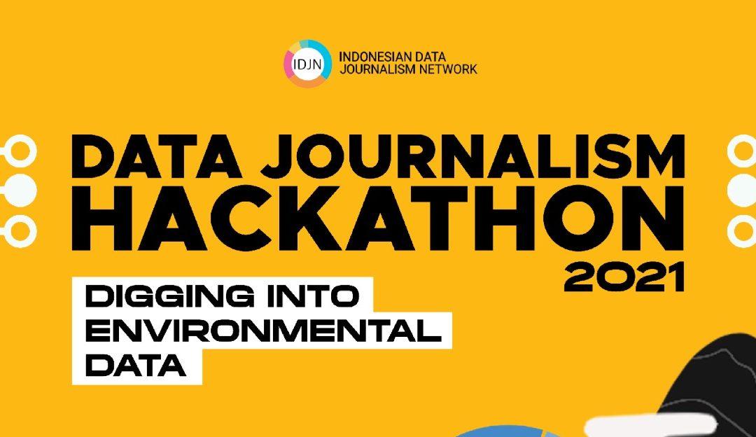 Data Journalism Hackathon 2021